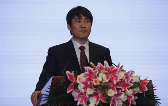 弘历集团副董事长 梁威
